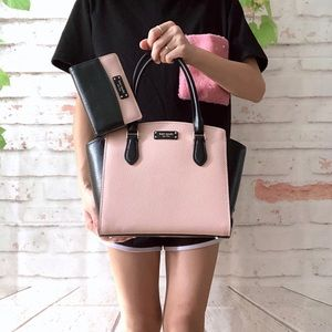 ❗️SALE Kate Spade Jeanne Small Satchel And Wallet